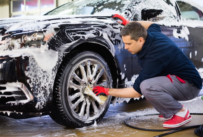 Car Wash Near Me - Full Service - Touchless Places
