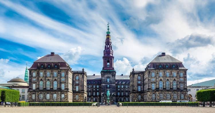Casteòòp Christianborg