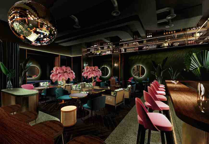 Set Of Six Singapore – 6 Discoveries By Skilled Mixologists & Chef