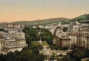 Genova - Piazza Corvetto