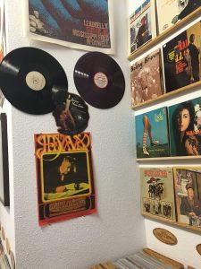 The record shop Berlin