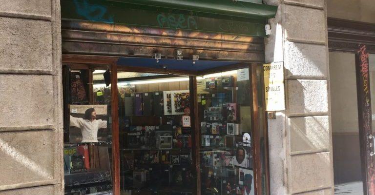 DIscos Revolver Barcelona