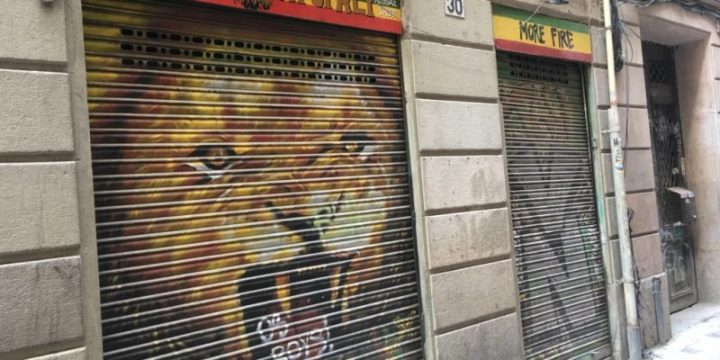 King Atupali barcelona