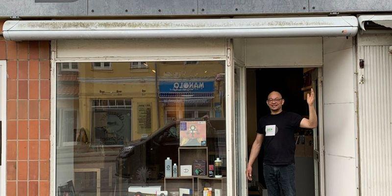 RenMusik butik i Bagsvaerd