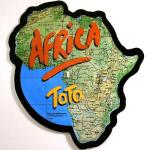 Toto Africa Shapedisc