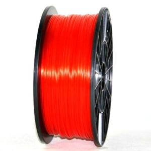 PLA 1.75mm 1KG 3D printer consumables red HIGH QUALITY GARANTITA SU MAKERBOT, MULTIMAKER, ULTIMAKER, REPRAP, PRUSA