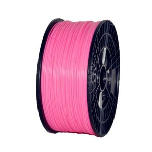 PLA 3.00mm 1KG 3D printer consumables pink HIGH QUALITY GARANTITA SU MAKERBOT, MULTIMAKER, ULTIMAKER, REPRAP, PRUSA