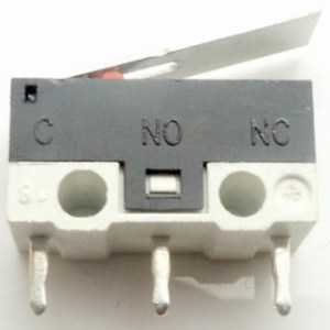 4 Pezzi Fine Corsa Meccanici per Stampanti 3D CNC DIY Endstop