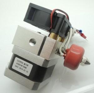 0.4mm Ugello 3D Printer Estrusore Print Head 3D Printer Print Head per Stampante 3D