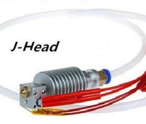 J-Head per Estrusore Ugello 0.4mm per Filamento 3.00mm Tipo Bowden