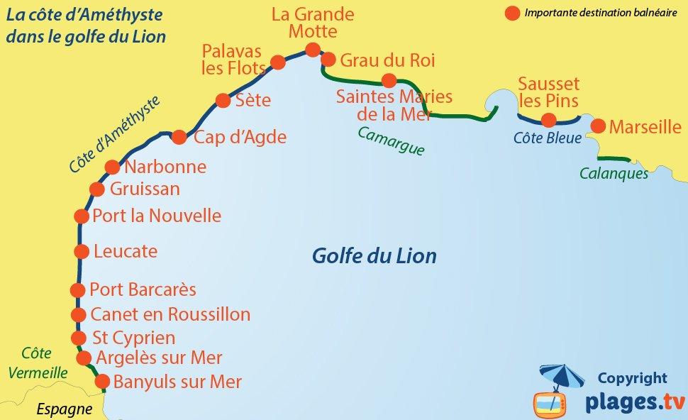 Infos Sur Cote Mediterranee Vacances Arts Guides
