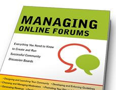 Managing Online Forums Book