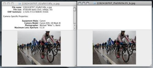 Flickr and Facebook STILL Strip EXIF Data Image