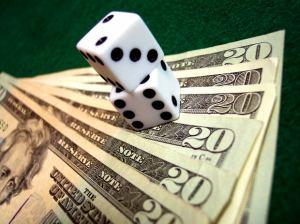 Money and DIce Image