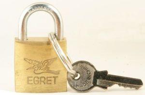 Lock and Key Image