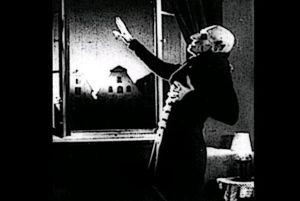 Nosferatu in the Sun