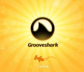 GrooveShark Loading Image