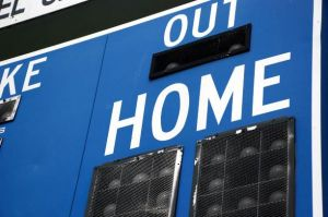 Baseball Scoreboard Image