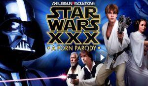 Star Wars Porn Parody Logo