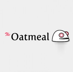 The Oatmeal Logo
