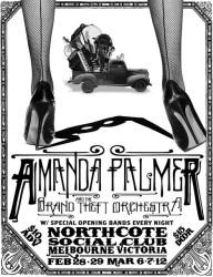 Amanda Palmer Poster