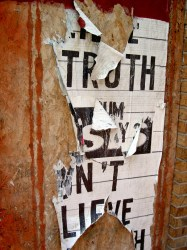 Truth Poster Image