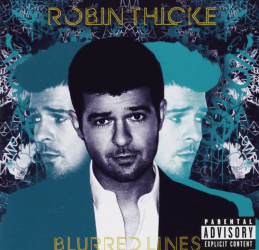 On Dark Horses and Blurred Lines Image