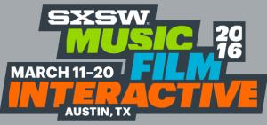 SXSW Logo 2016
