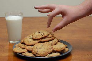 Stealing Cookies Image