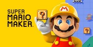 Mario Maker Image