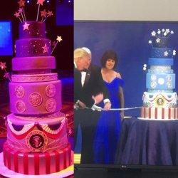 Inauguration Cake Image