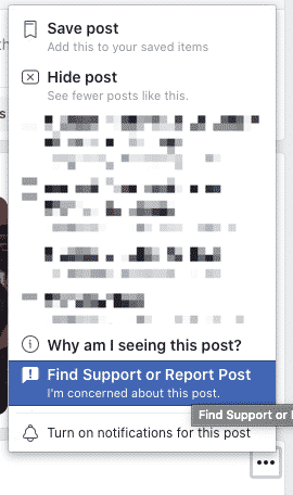 How to Use the Facebook DMCA Form Image