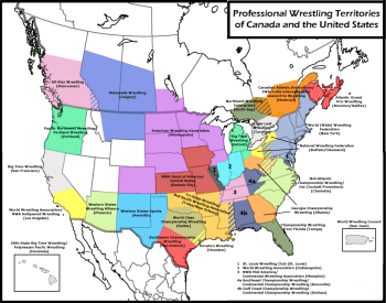 Copyright and Trademark in Professional Wrestling Image