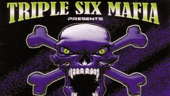 Three 6 Mafia Album Cover