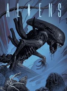 Cover of Aliens Omnibus Vol. 1