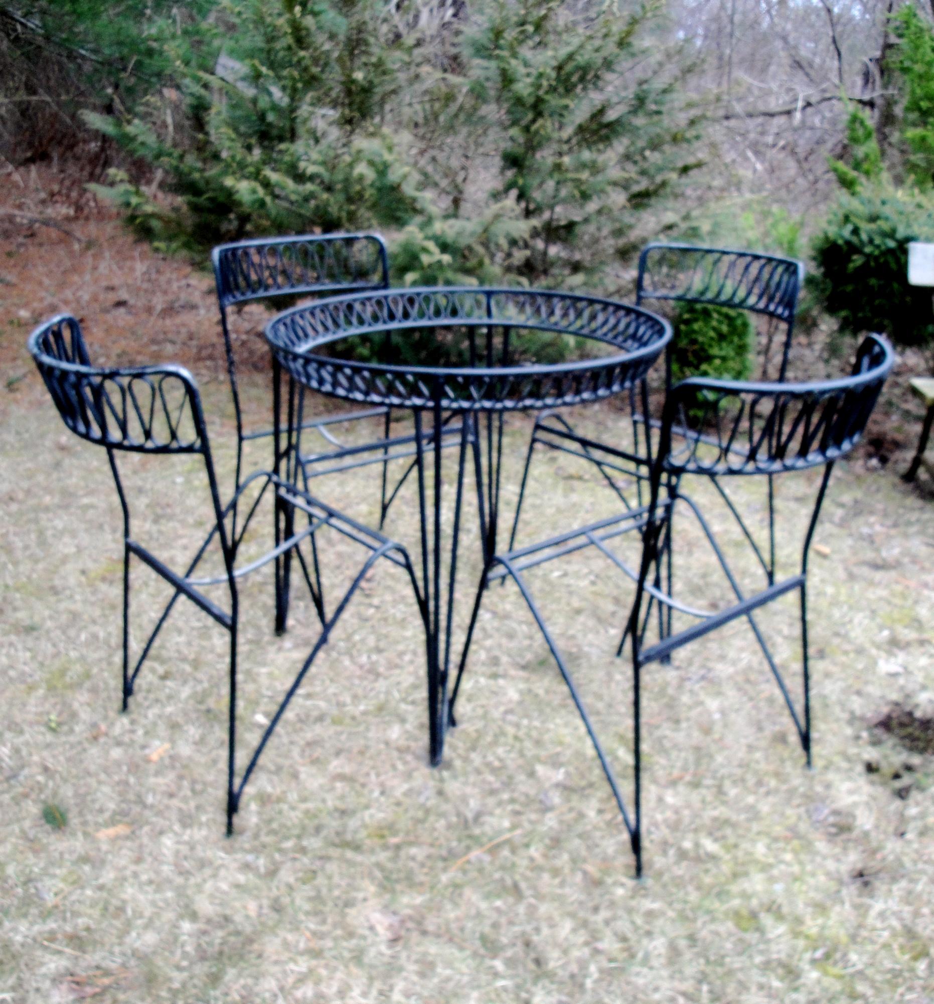 salterini garden furniture and
