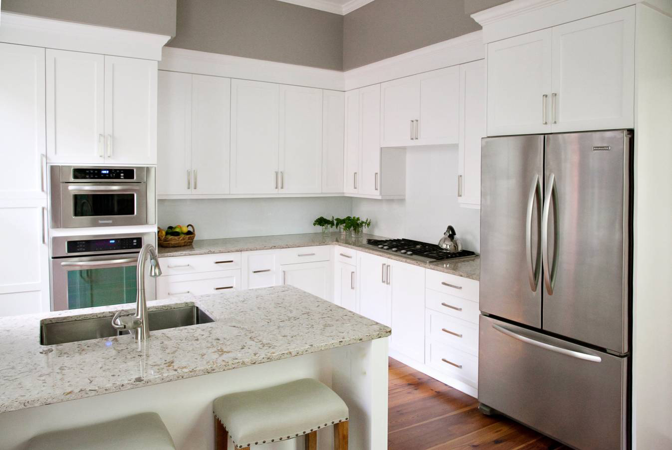most popular kitchen cabinet colors in 2019 plain on best colors for kitchen walls id=96650