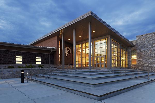 Photo of PFPD Headquarters