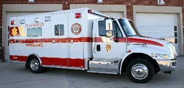 PFPD Ambulance
