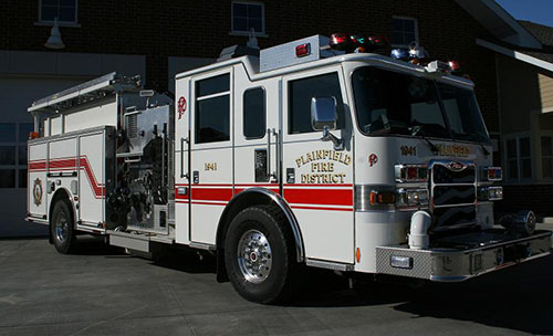 Apparatus – Plainfield Fire Protection District