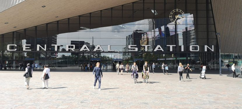 Image of Rotterdam Centraal Station
