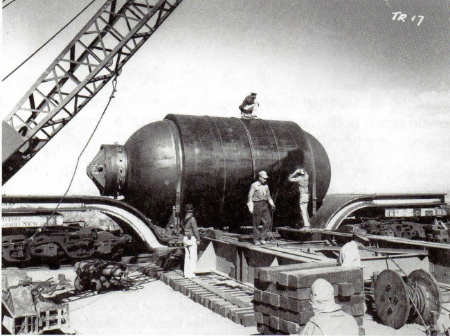 Jumbo Trinity Site NM 1945
