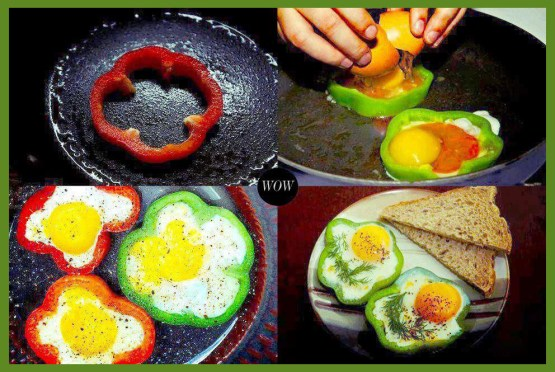 Quick and creative foods