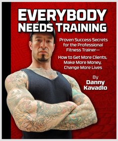 book cover for Everybody Needs Training