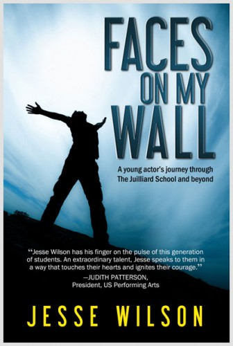 Faces on My wall book cover