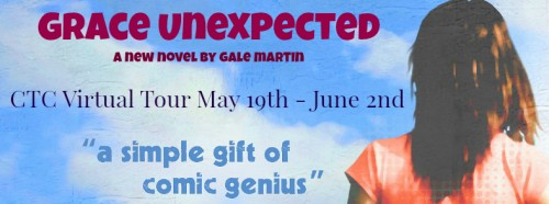 Grace Unexpected tour banner