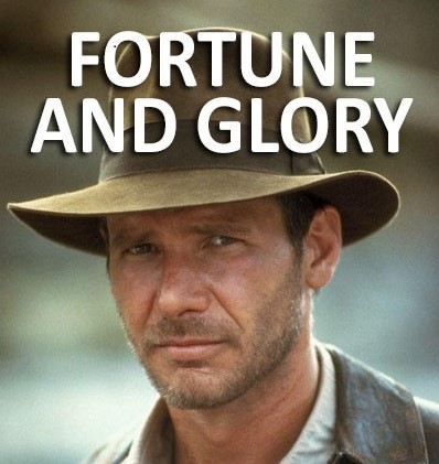 Harrison Ford Fortune and glory