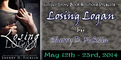 Losing Logan tour banner