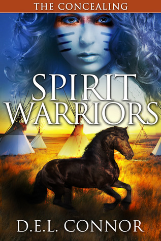 Spirit Warriors book promo