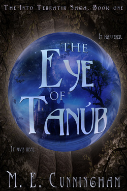 Eye of Tanub book cover